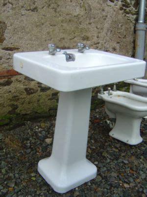 lavabos anciens r 233 f lc3 lavabo sur colonne cliquer 2
