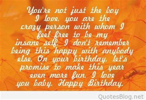 Happy Birthday Quotes For Him Best Birthday Quotes