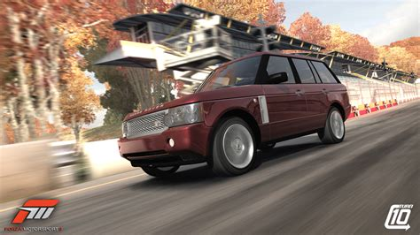 racing land rover forza motorsport 3 luxury vehicle previews virtualr