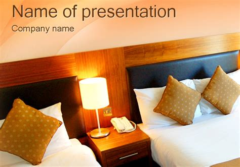 Hotel Room Service Management Download Powerpoint Hotel Powerpoint Presentation Templates