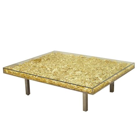 yves klein table price table monogold by yves klein for sale at 1stdibs