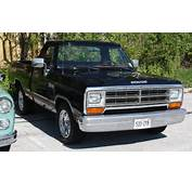1986 Dodge Pickup  Flickr Photo Sharing