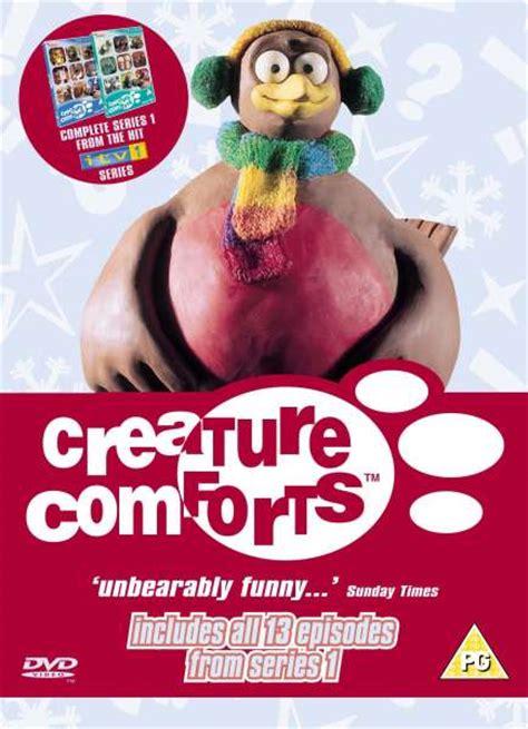 creature comforts vol 1 dvd zavvi com