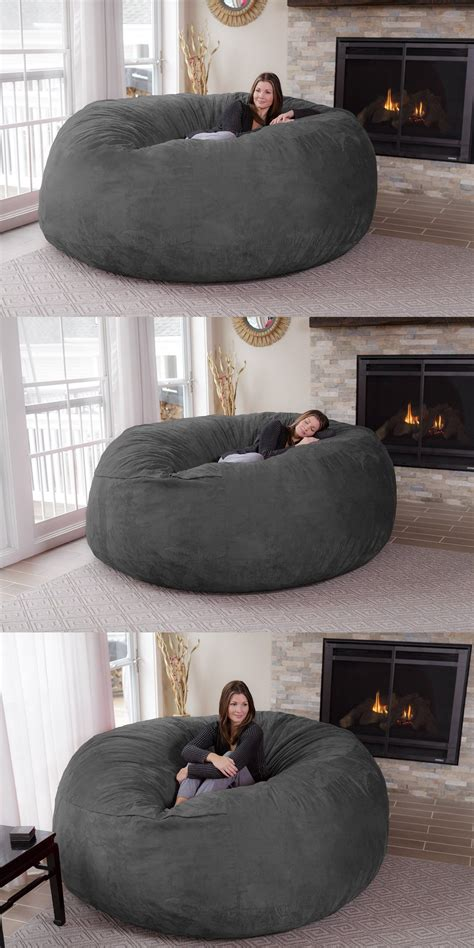 diy lovesac jumbo bean bag chair home decor bean bag chair