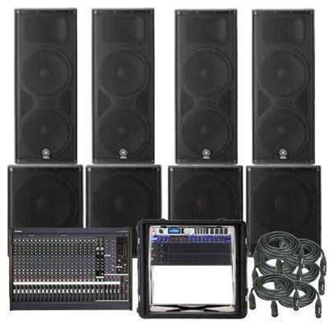 Power Lifier Untuk Organ Tunggal jual paket sound system outdoor 1 murah primanada
