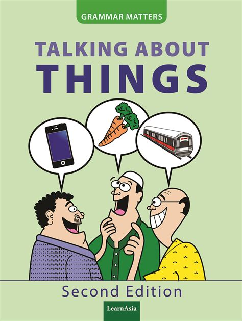 Things Most Talking About by Marketasia Books Grammar Matters 2nd Edition Talking