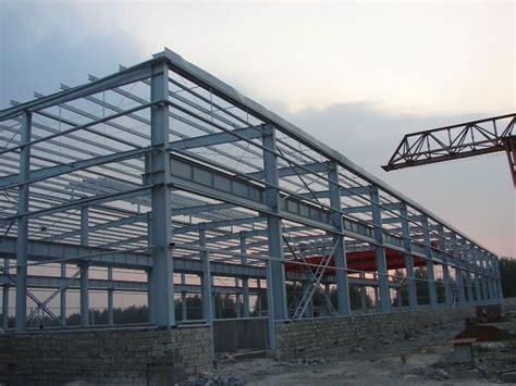 quanto costa costruire un capannone capannoni industriali in acciaio una vera garanzia per le