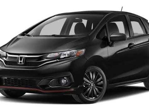 Honda Enterprise Al by 2018 Honda Fit Sport Cvt Sedan Enterprise Al