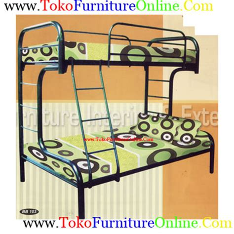 Ranjang Plus Kasur toko mebel furniture meubel harga springbed bed