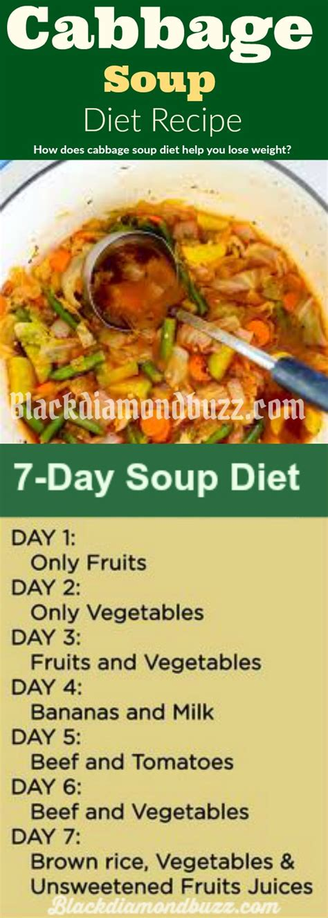 3 Day Soup Detox Diet by 3 Day Soup Diet To Lose Weight