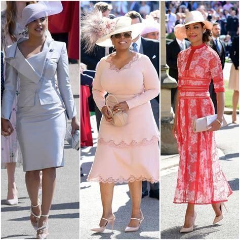 Royal Wedding Best Dressed Guests   Photos   FabWoman