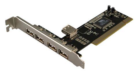 Pci Usb 2 0 4 Port Card usb 2 0 pci add on card 4 1 port 163 11 50 the computer