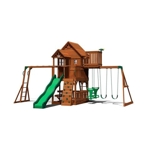 sams club swing set 17 ideas about cedar swing sets on pinterest kids swing