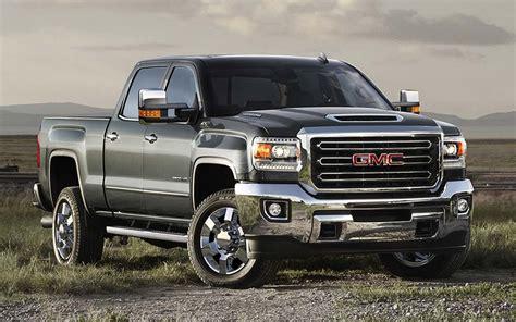 2018 3500hd heavy duty truck gmc