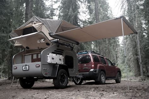 Gidget Teardrop Camper by Off Road Teardrop Trailer Camper Home Decorating Trends