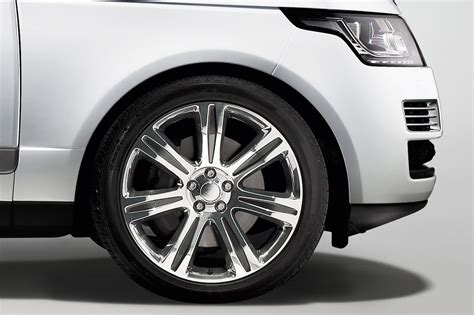 range rover autobiography rims here s what you get when you pay for the top of the line