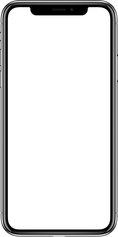 Transparent Iphone X engineering the apple iphone x landing page