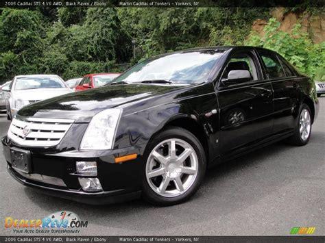 Cadillac Sts Awd by 2006 Cadillac Sts 4 V6 Awd Black Photo 1