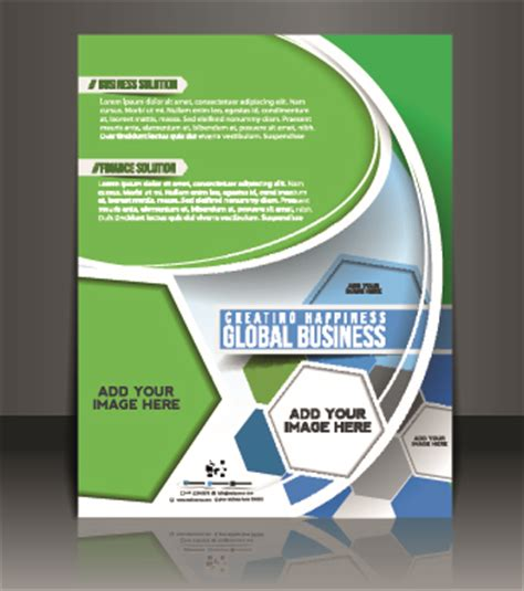 renovation brochure design vector material over millions business flyer and brochure cover design vector 18 over