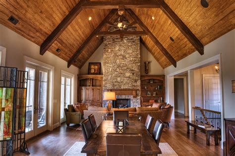 Houzz Ceilings by Gabriel Builders Traditional Family Room Other Metro By Gabriel Builders Inc