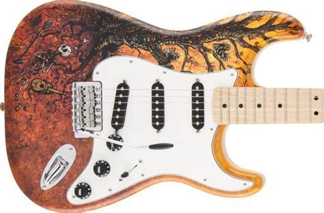 Fender Standard Stratocaster Mn Lozeau Tree fender fender stratocaster special edition david lozeau