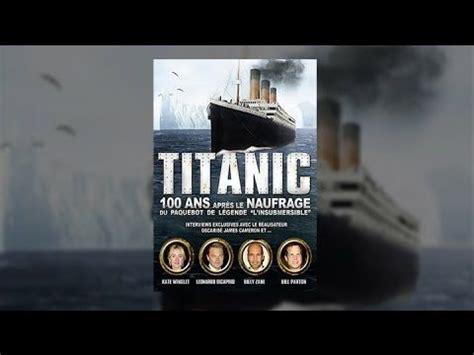 Film Titanic En Francais Youtube | m 225 s de 20 ideas incre 237 bles sobre film titanic en francais