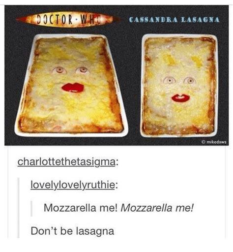 Lasagna Meme