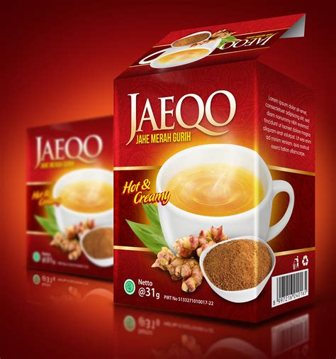Minuman Jahe Instan gallery desain kemasan untuk minuman jahe instant