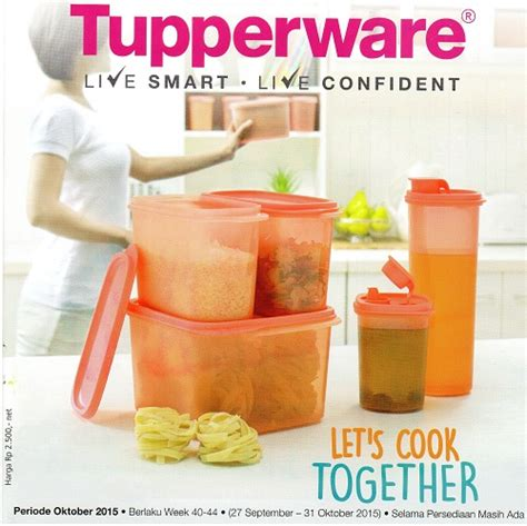 Tupperware Kitchen Smart jual smart saver kitchen set tupperware