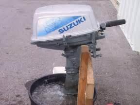 Suzuki Boat Motors Sale Used Suzuki 8hp Outboard Boat Motor For Sale
