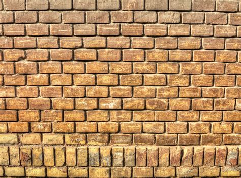 Paper Brick - paper backgrounds grungy brick wall