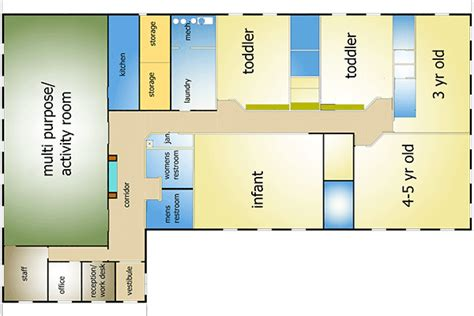daycare floor plan design 28 preschool floor plans design preschool floor