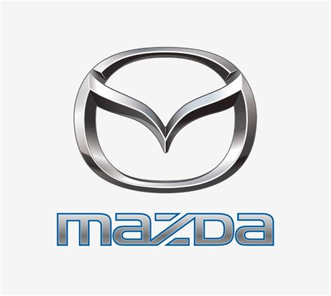 mazda m logo the evolution of the mazda logo and brand inside mazda