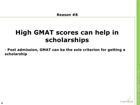 Gmat Score 230 Is Acceptabel For Mba In Usa by Top 10 Reasons To Take The Gmat