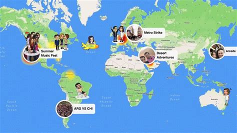 world city maps app snapchat s new snap map feature lets you stalk your
