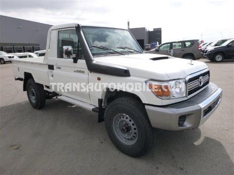 prix toyota land cruiser 79 up turbo diesel vdj v8