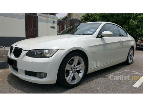 bmw 320i 2008 coupe bmw 320i 2008 2 0 in penang automatic coupe white for rm