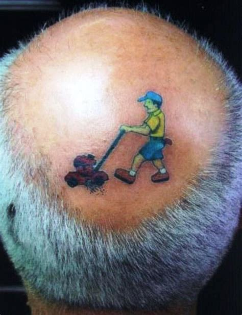 funny head tattoos insigniatattoo com