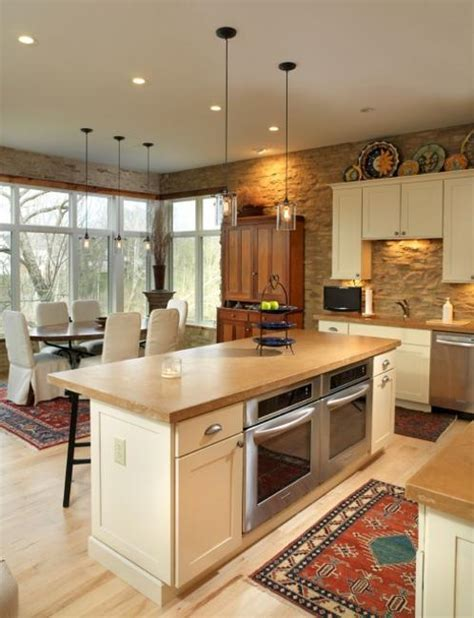 eclectic interior decorating ideas for modern kitchens and