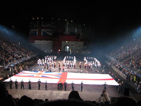 edinburgh military tattoo edinburgh