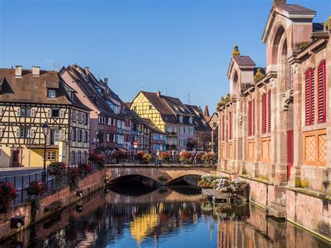 colmar france colmar a fairytale village in alsace france