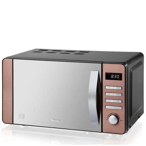 Digital Toaster Swan Sm22090copn 20l Digital Microwave Copper Iwoot