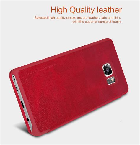 Flipcover Samsung Galaxy Note3 Nillkin Stylish Leather Free Sp nillkin leather dirt proof flip cover for samsung galaxy note 7 alex nld