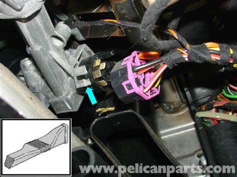electric power steering 1997 porsche boxster regenerative braking porsche boxster ignition switch replacement 986 987 1997 08 pelican parts technical article