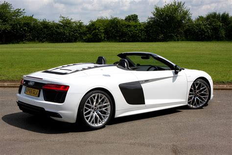 Cost Of Audi by Audi R8 Spyder How Much Does It Cost To Run Parkers