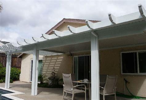Patio Awnings San Diego Patio Covers San Diego Ca Aluminum Door Window Awnings