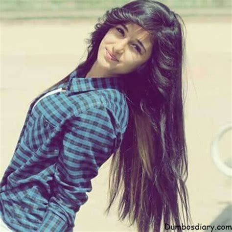 stylish cool pic of girls hidden stylish girl with open hair