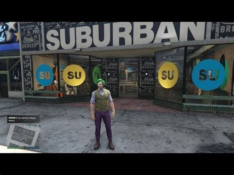 tutorial gta online ps4 gta online ps4 the joker character creation tutorial