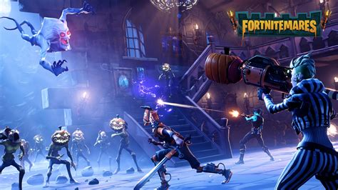 fortnite update notes fortnite patch notes released for spooky update