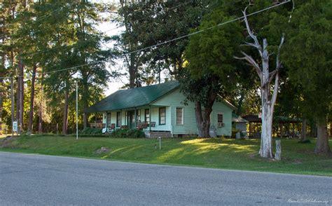 hendrick house hendrick green house at butler al began as a dog trot